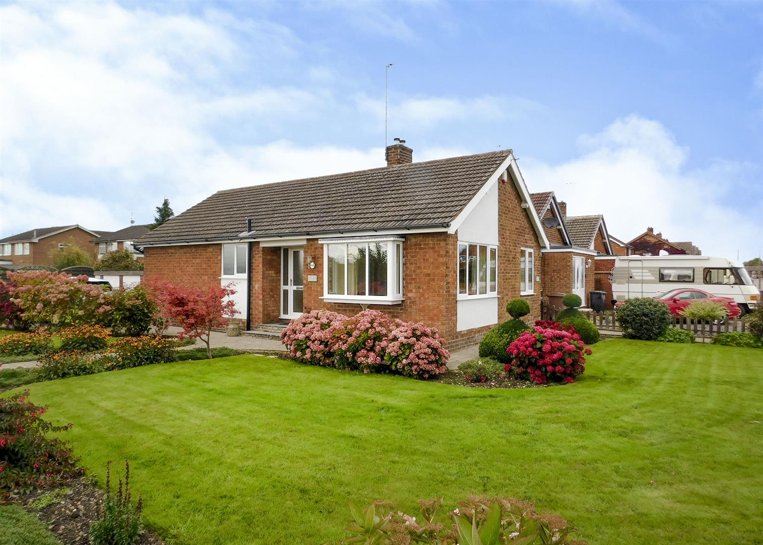 2 Bedrooms Detached Bungalow for sale in Wilne Road, Sawley